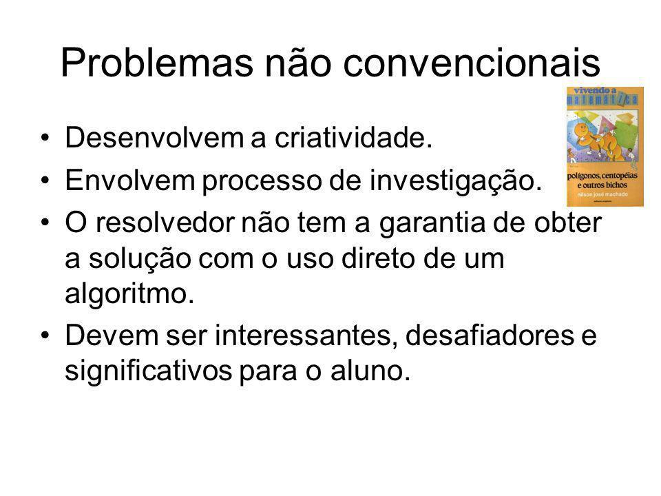 Problemas não convencionais