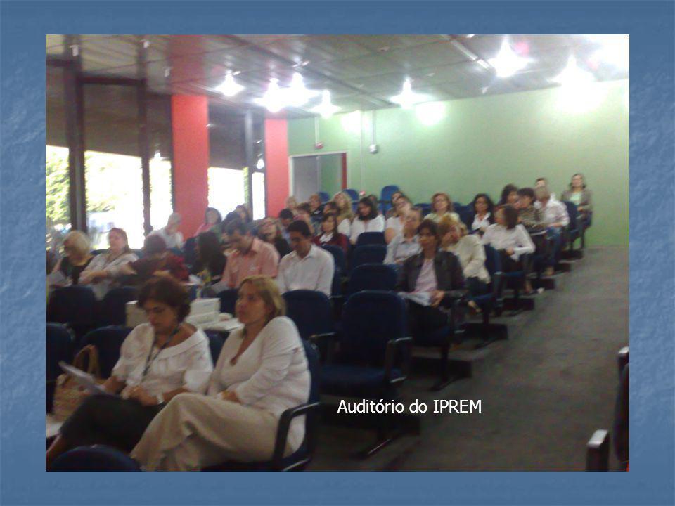 Auditório do IPREM