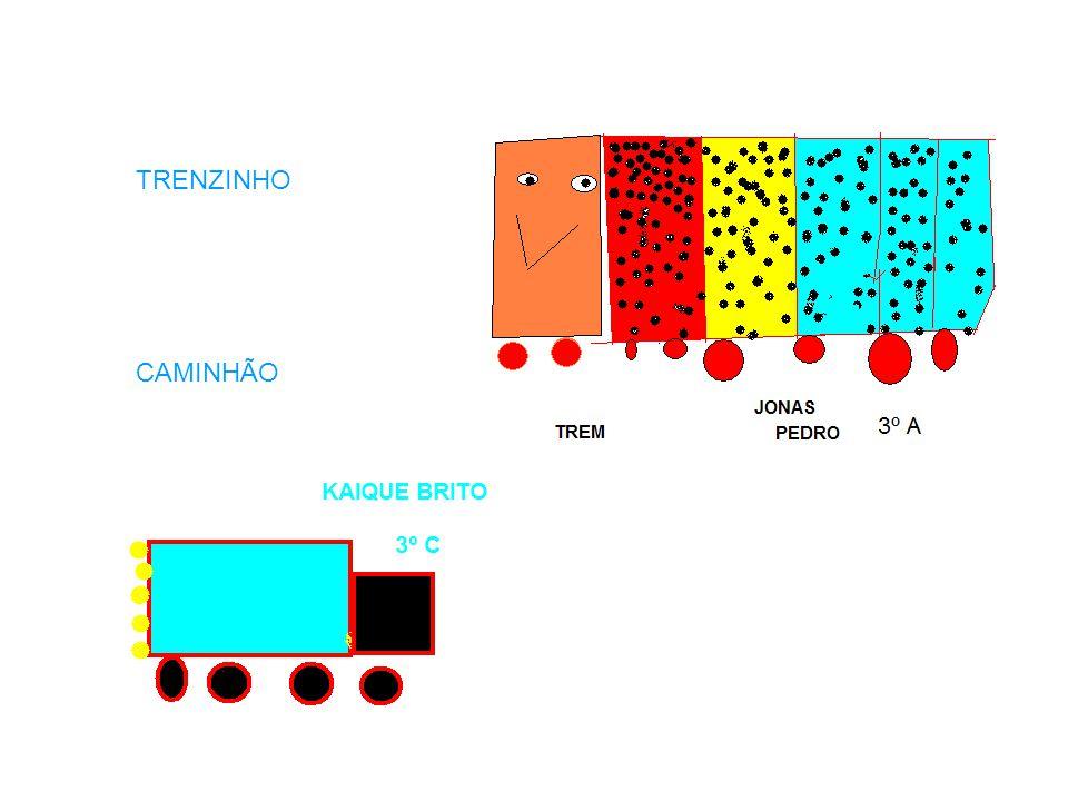TRENZINHO CAMINHÃO