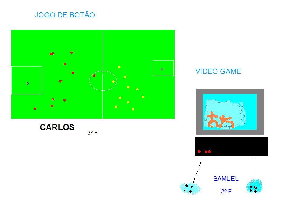 JOGO DE BOTÃO VÍDEO GAME