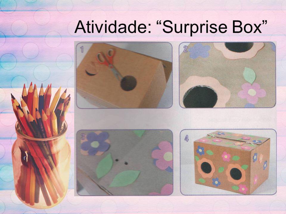 Atividade: Surprise Box