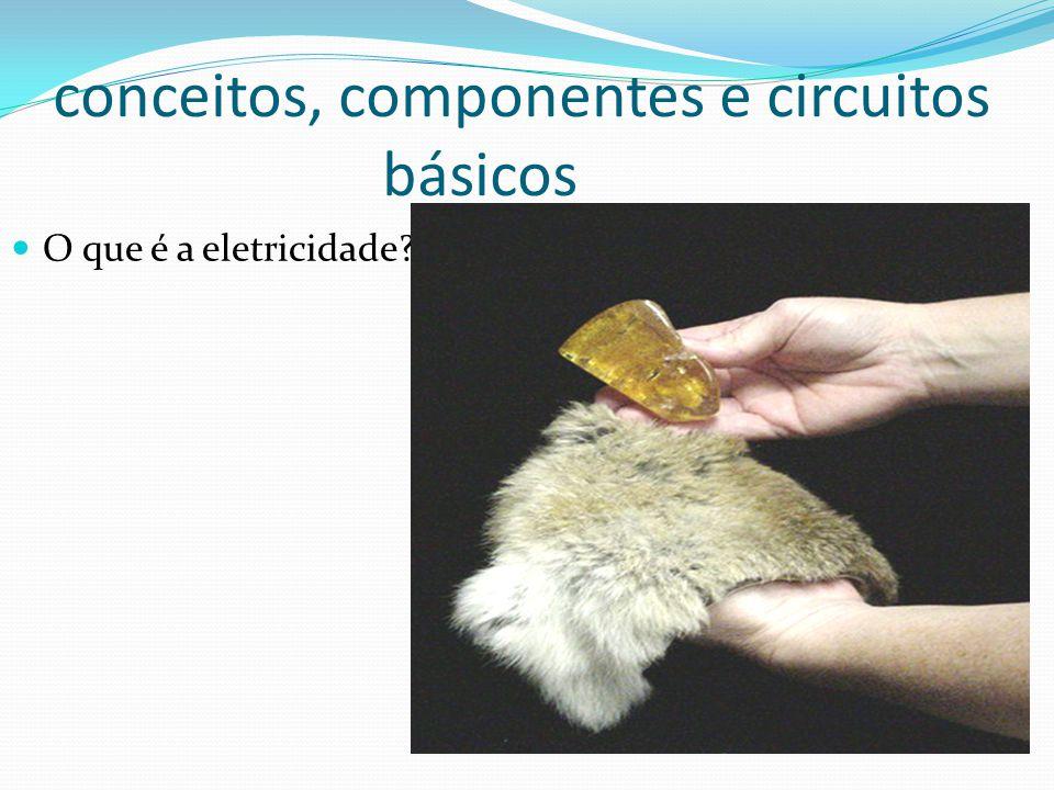 conceitos, componentes e circuitos básicos