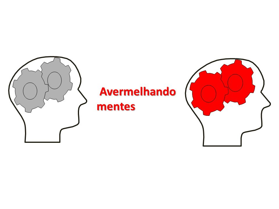 Avermelhando mentes