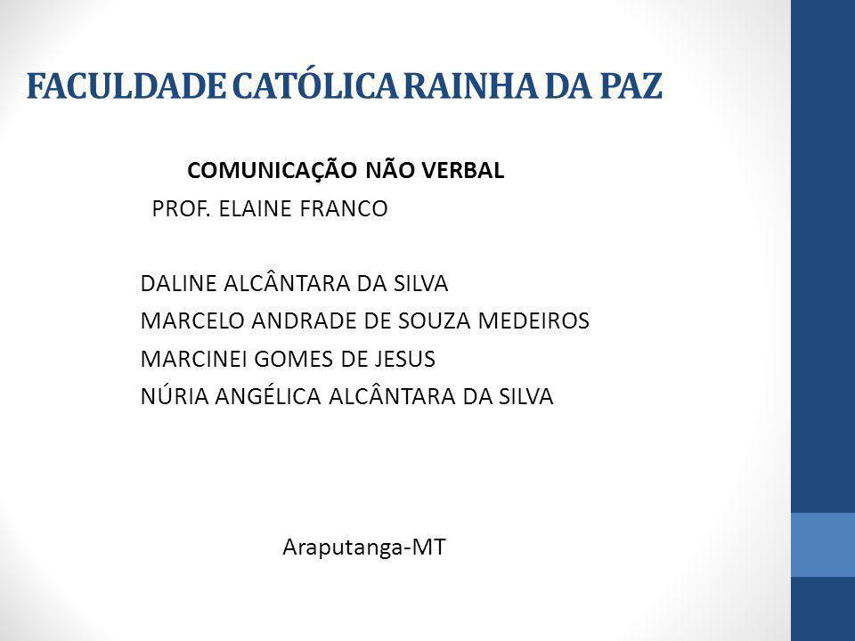 FACULDADE CATÓLICA RAINHA DA PAZ