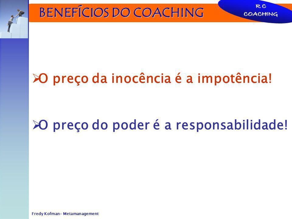 BENEFÍCIOS DO COACHING