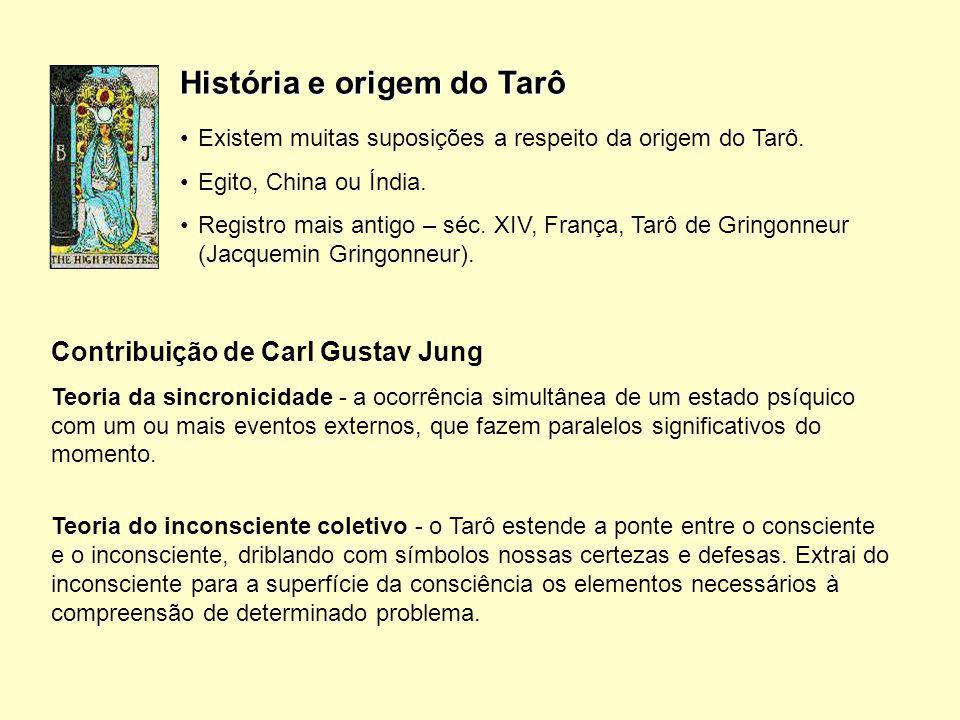 História e origem do Tarô