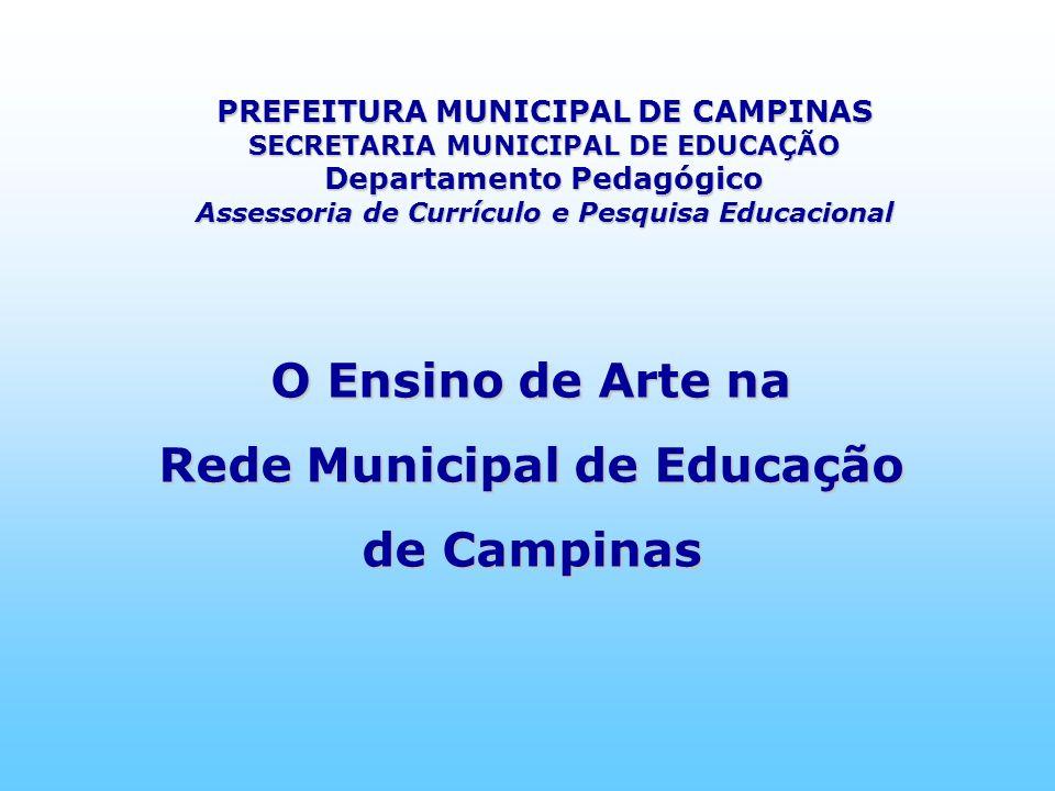 Rede Municipal de Educação