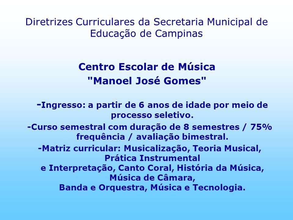 Centro Escolar de Música