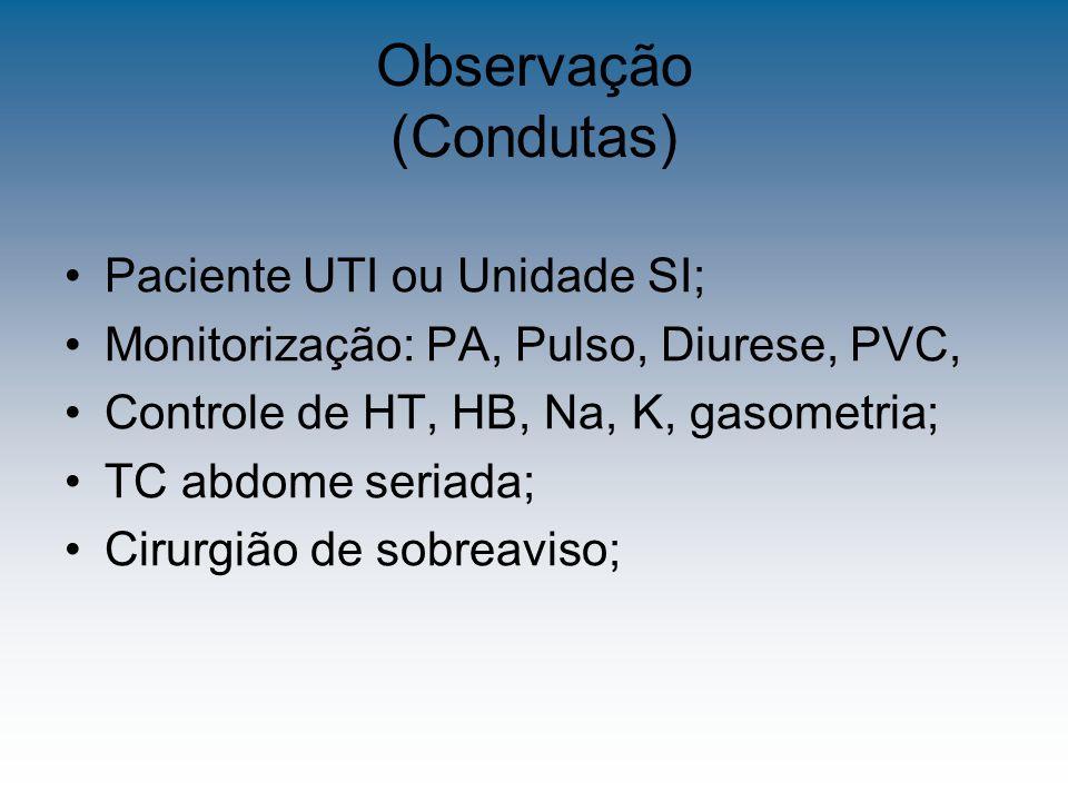 Observação (Condutas)