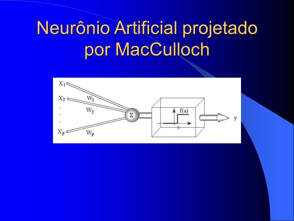 Neurônio Artificial projetado por MacCulloch