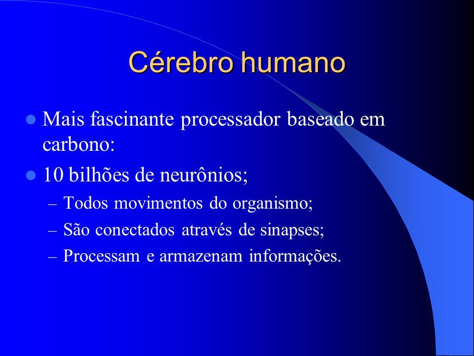 Cérebro humano Mais fascinante processador baseado em carbono: