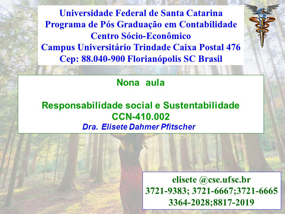 Universidade Federal de Santa Catarina