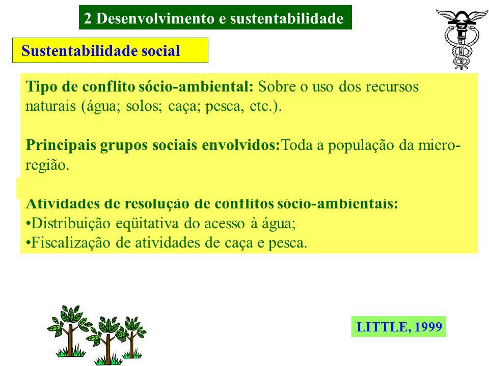 2 Desenvolvimento e sustentabilidade