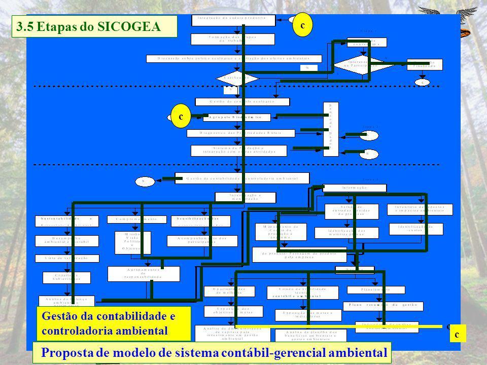 Proposta de modelo de sistema contábil-gerencial ambiental