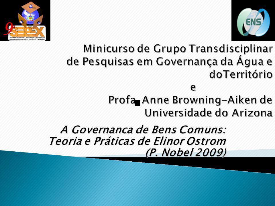 Minicurso de Grupo Transdisciplinar