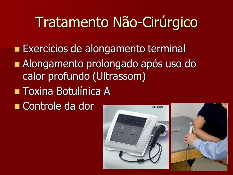 Tratamento Não-Cirúrgico