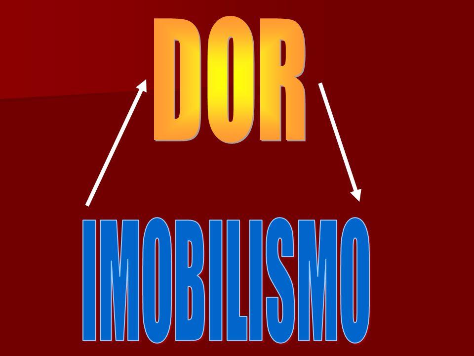 DOR IMOBILISMO