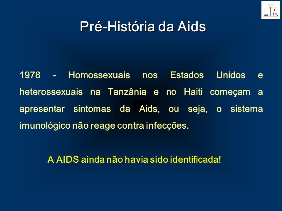 Pré-História da Aids