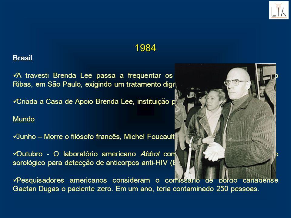1984. Brasil.
