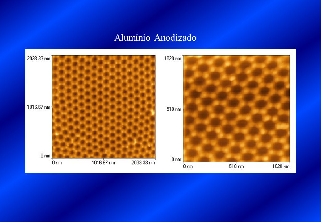Alumínio Anodizado