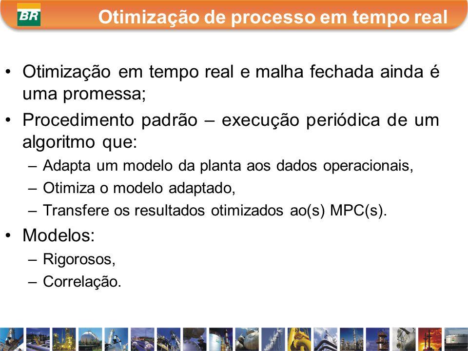 Otimização de processo em tempo real
