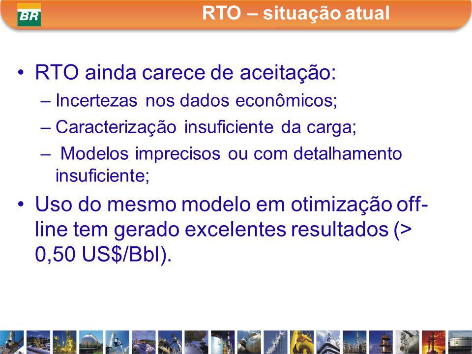 RTO ainda carece de aceitação: