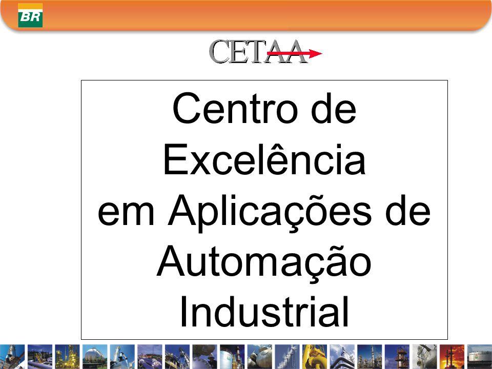 Centro de Excelência em Aplicações de Automação Industrial