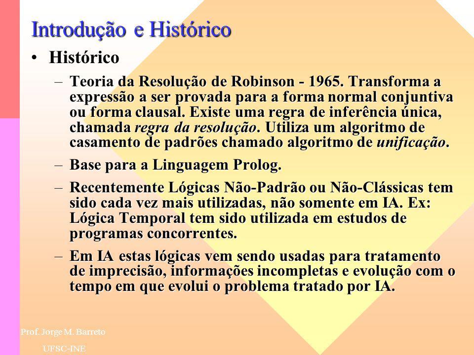 Introdução e Histórico