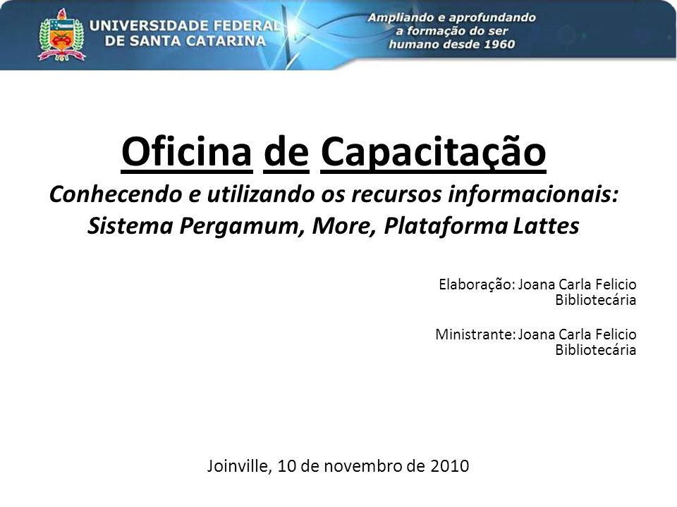 Joinville, 10 de novembro de 2010