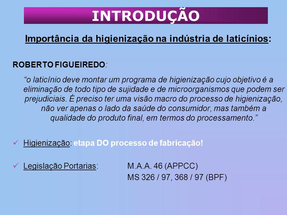 Importância da higienização na indústria de laticínios:
