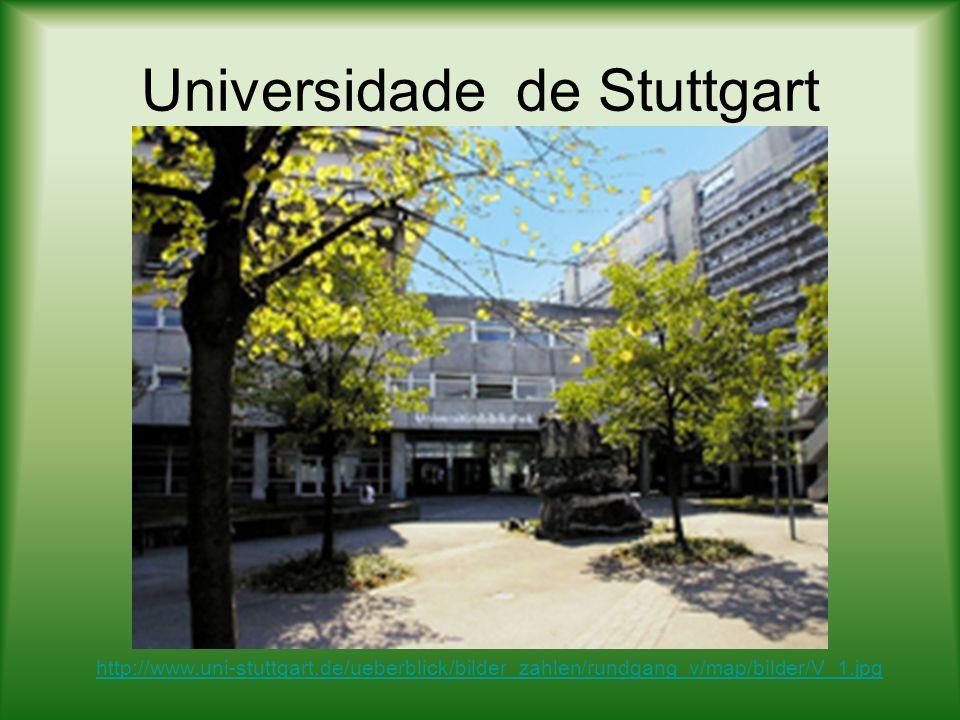 Universidade de Stuttgart