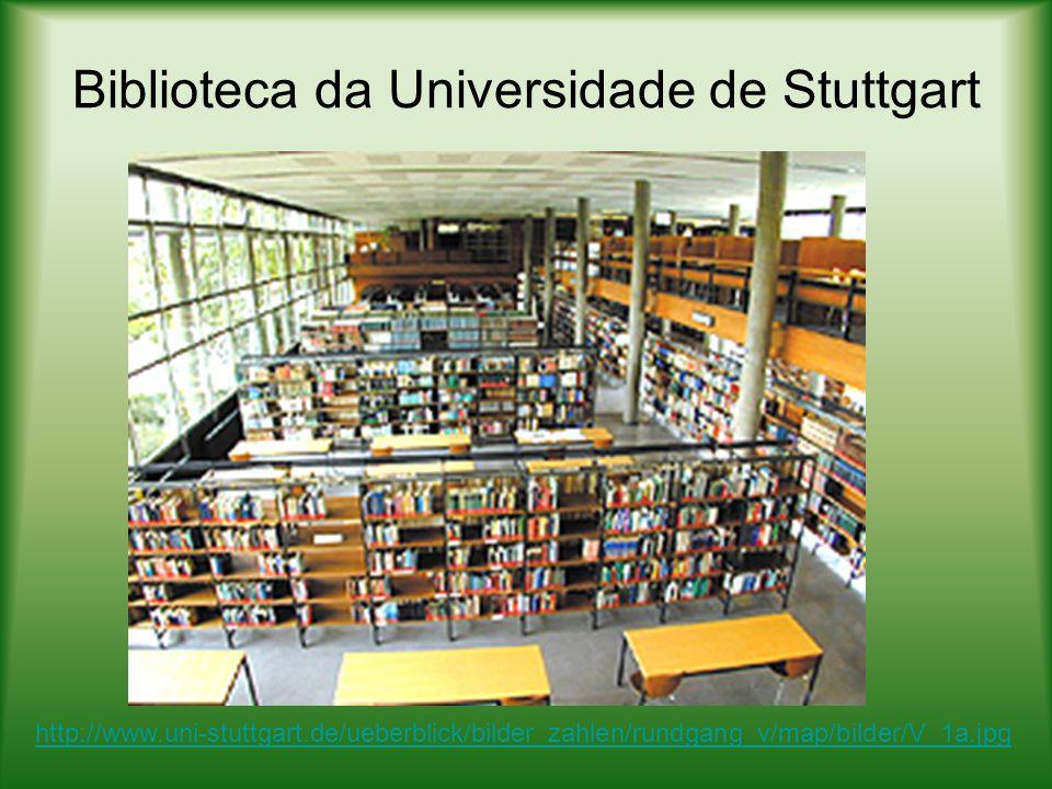 Biblioteca da Universidade de Stuttgart