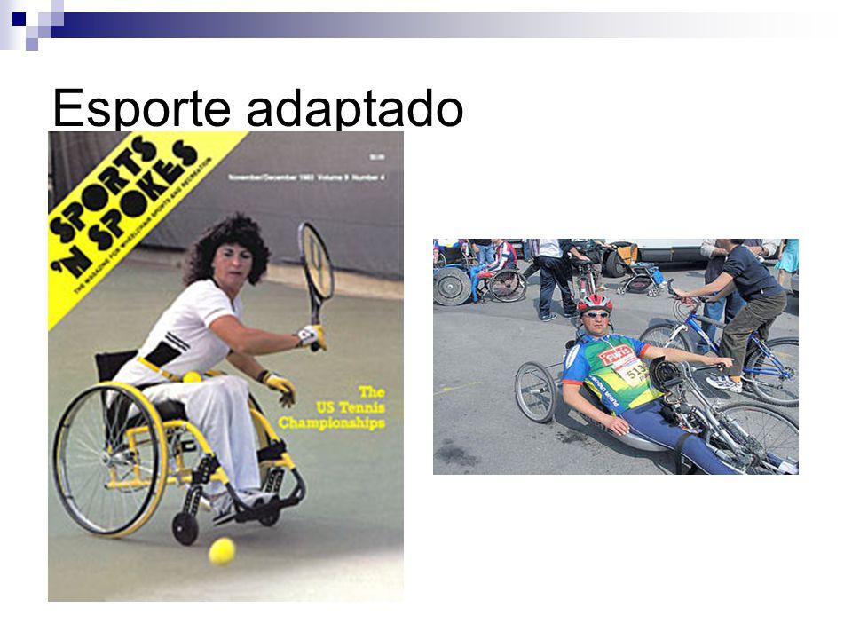 Esporte adaptado