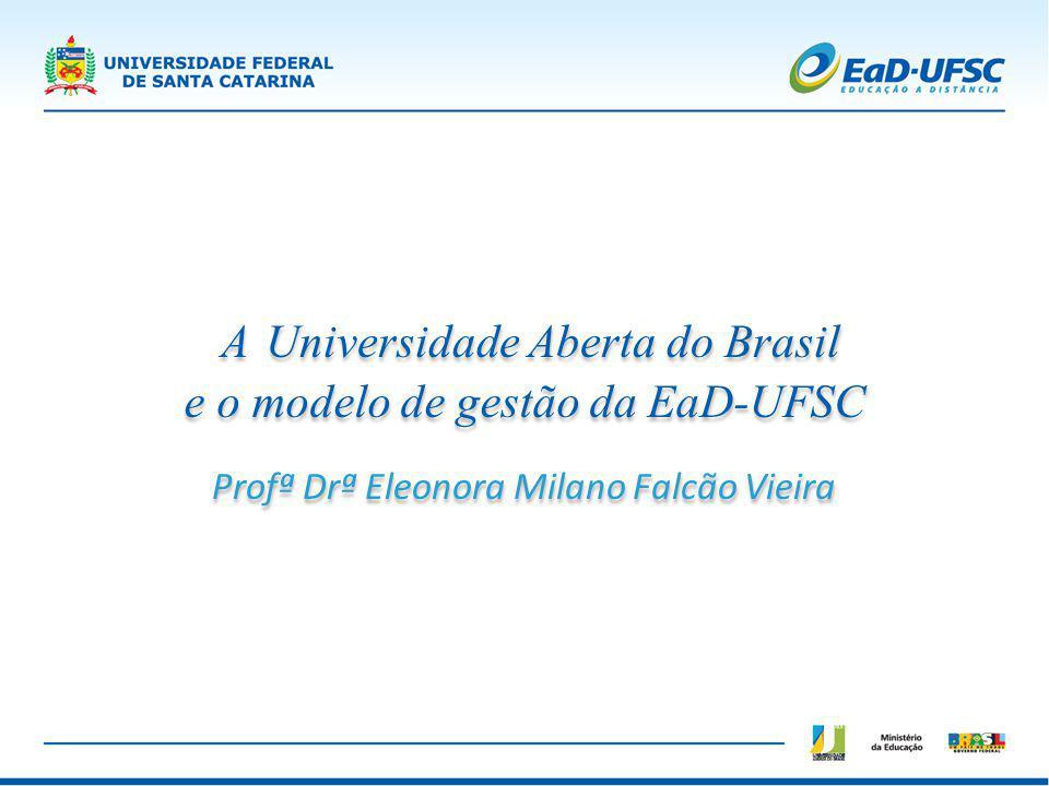 A Universidade Aberta do Brasil