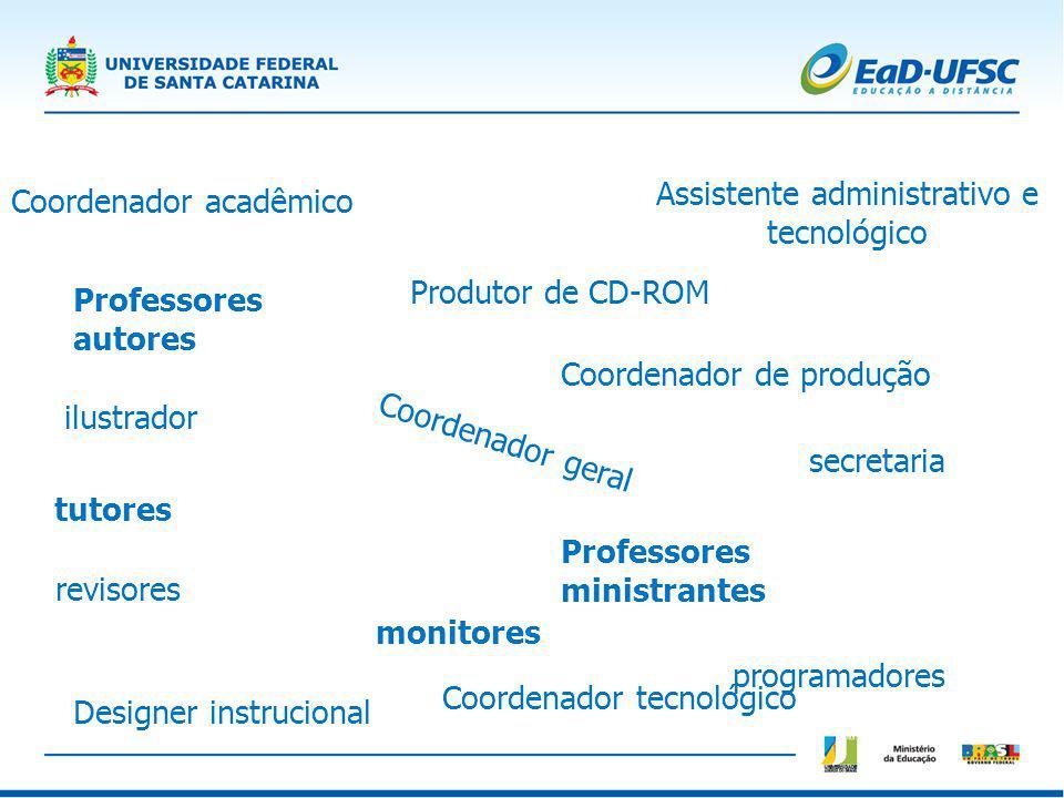 Assistente administrativo e tecnológico