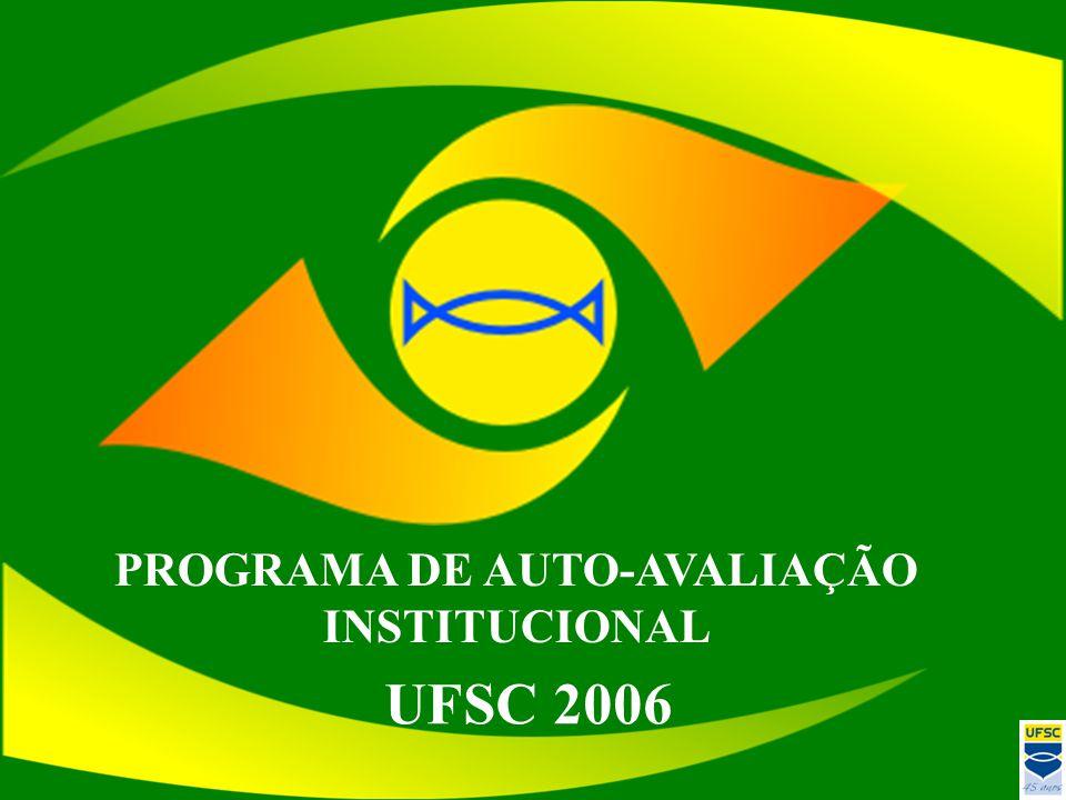 PROGRAMA DE AUTO-AVALIAÇÃO INSTITUCIONAL