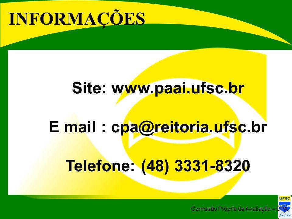 E mail : cpa@reitoria.ufsc.br