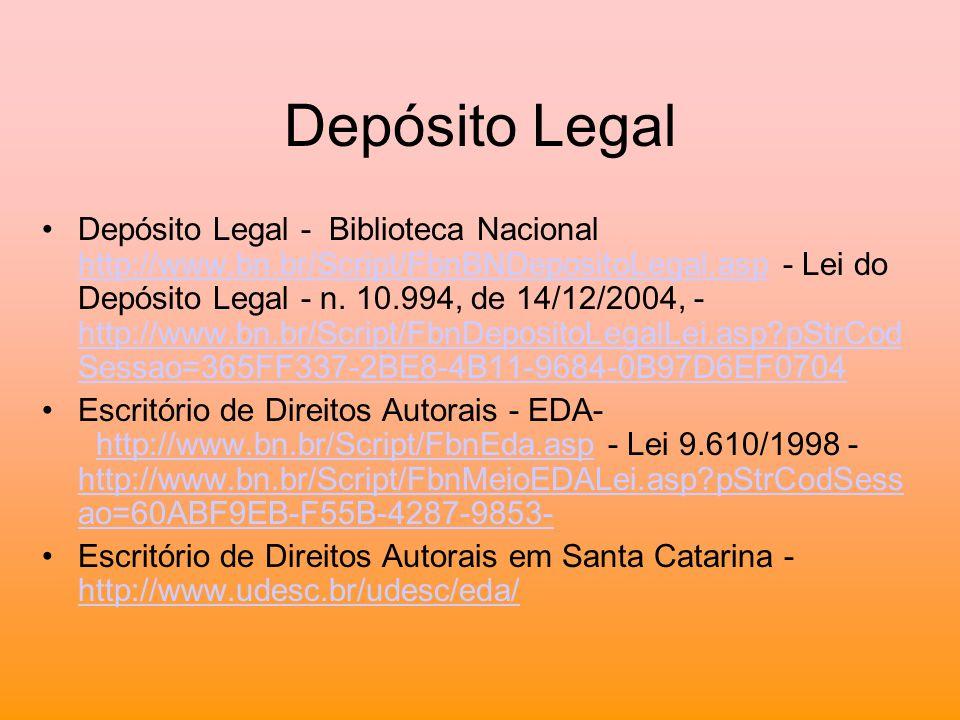 Depósito Legal