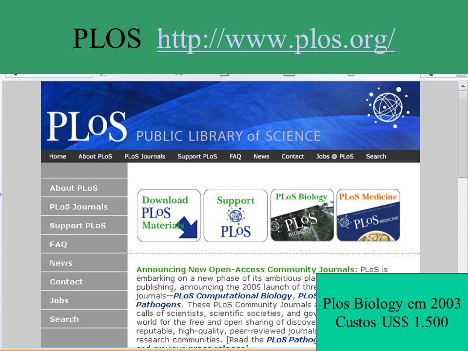 PLOS http://www.plos.org/