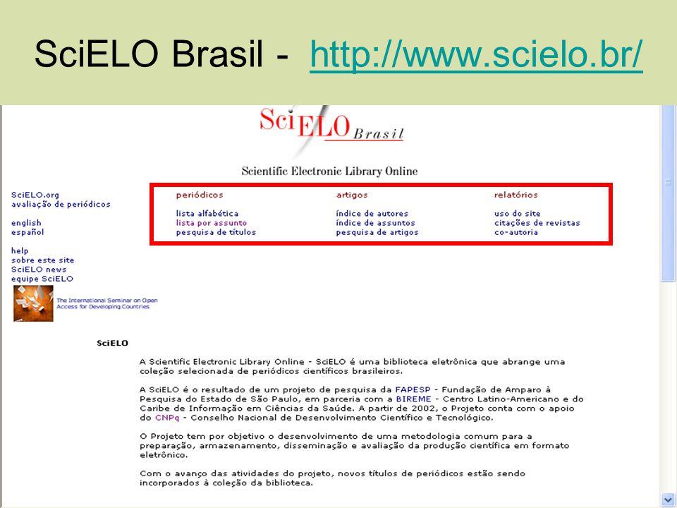 SciELO Brasil - http://www.scielo.br/