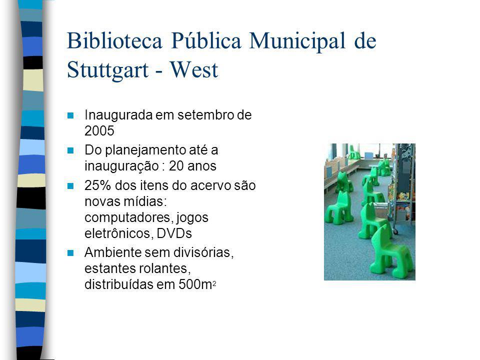 Biblioteca Pública Municipal de Stuttgart - West