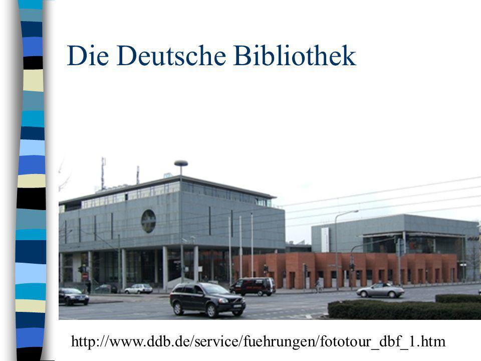 Die Deutsche Bibliothek
