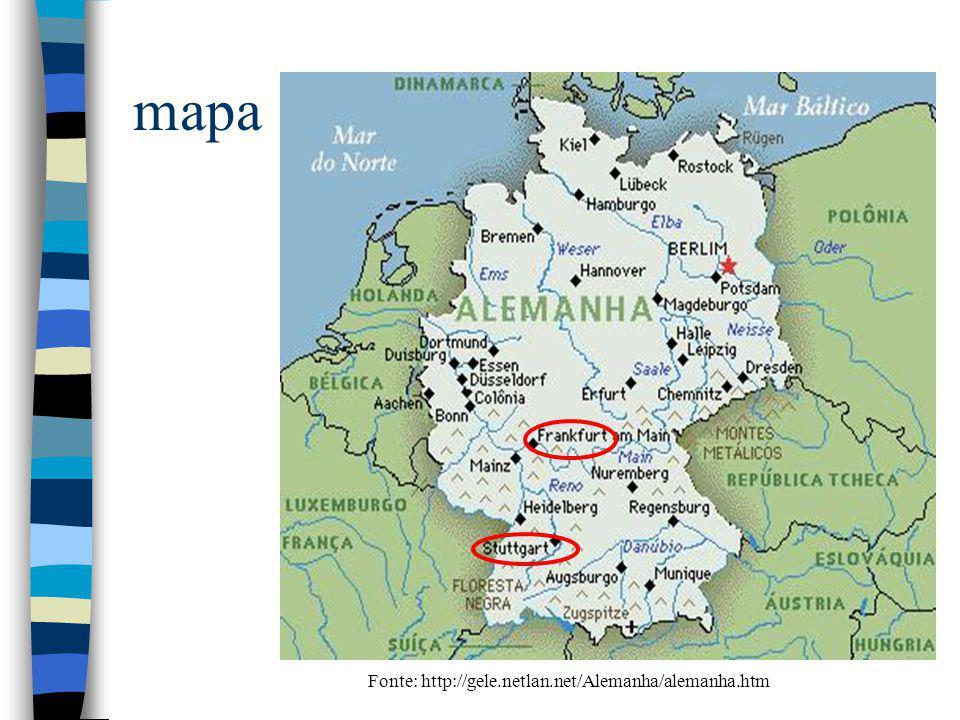 Fonte: http://gele.netlan.net/Alemanha/alemanha.htm