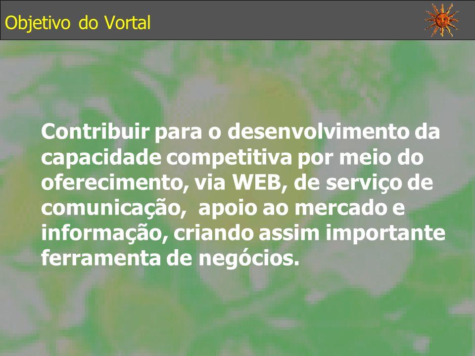 Objetivo do Vortal