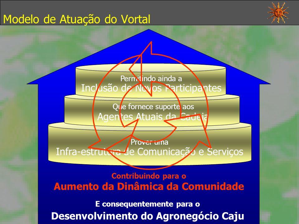 Modelo de Atuação do Vortal