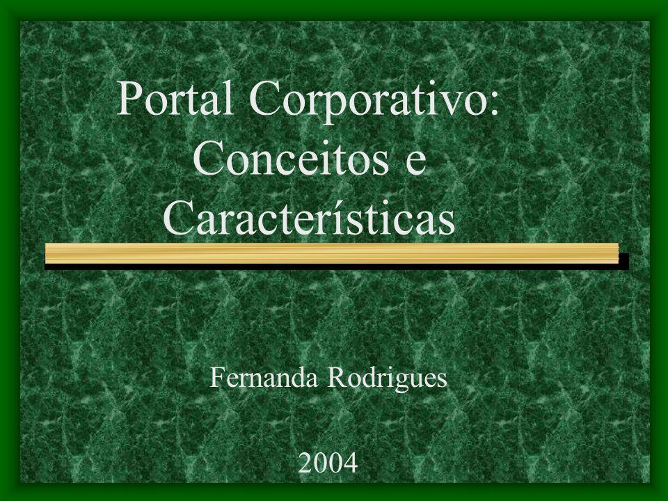Portal Corporativo: Conceitos e Características