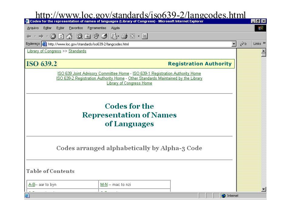 http://www.loc.gov/standards/iso639-2/langcodes.html