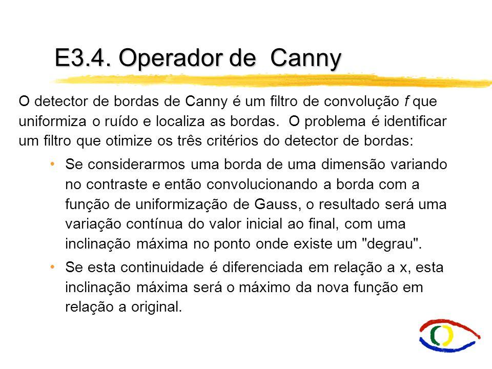 E3.4. Operador de Canny