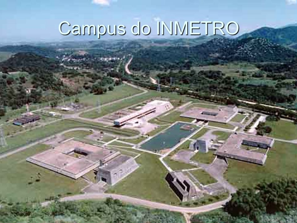 Campus do INMETRO Fundamentos da Metrologia Científica e Industrial - Capítulo 5 - (slide 26/40)