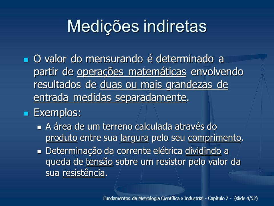 Medições indiretas